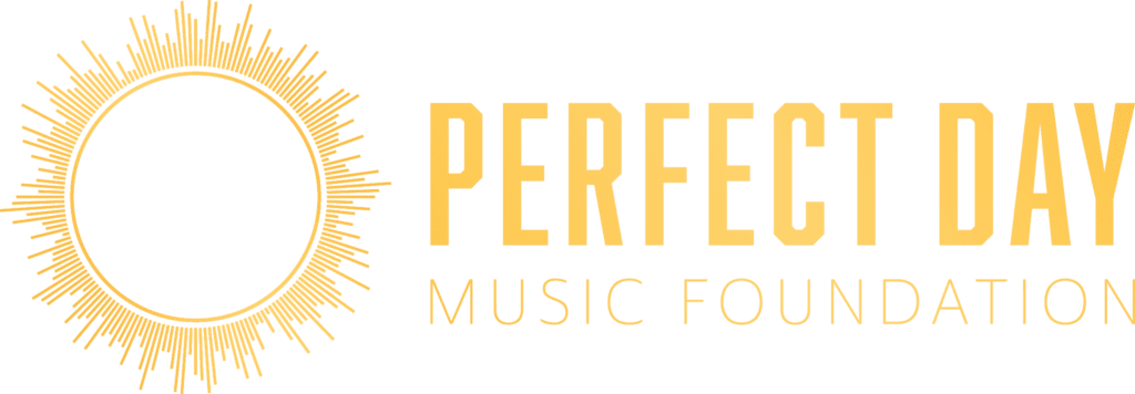 Perfect Day Music Foundation Logo