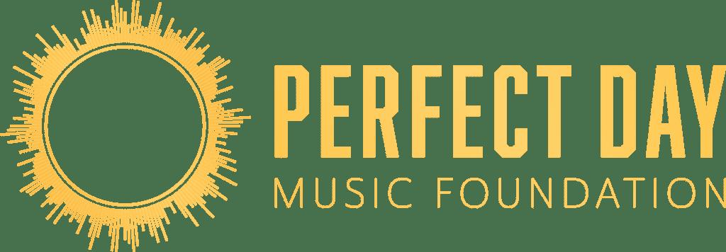 Perfect Day Music Foundation Logo