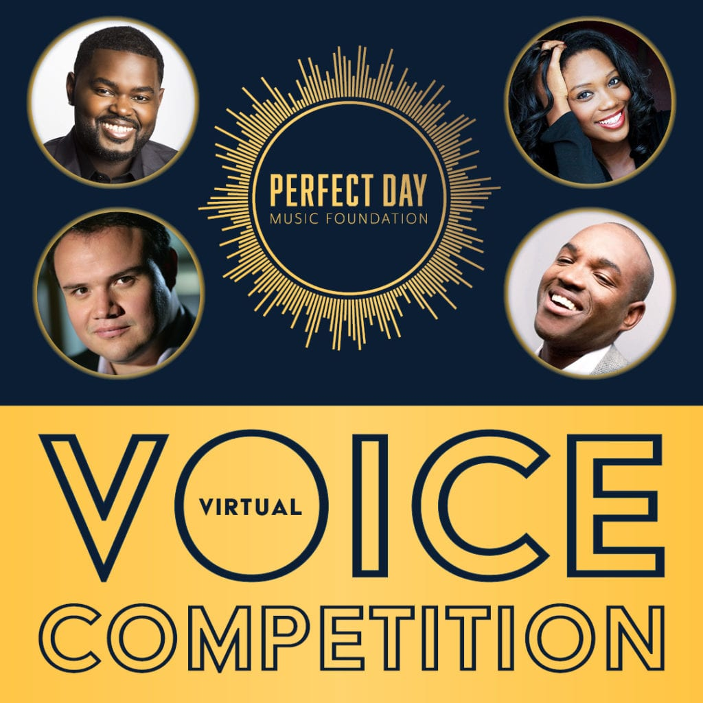 Perfect Day Virtual Voice Competition