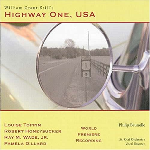 William Grant Still: Highway One, USA (Philip Brunelle)